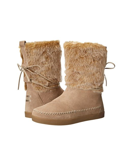 TOMS - Brown Nepal Boot - Lyst