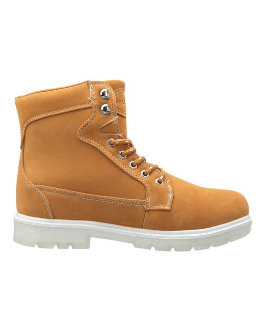 89f0c61a6a1d ... Lugz - Brown Regiment Hi Tl for Men - Lyst ...