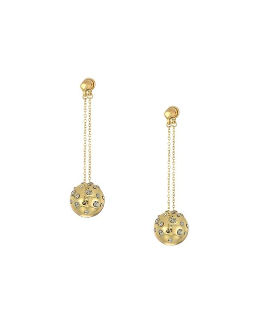 House of Harlow 1960 - Metallic Mod Dangle Earrings - Lyst