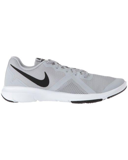 2995daa266639 Lyst - Nike Flex Control Ii Cross Trainer in Gray for Men - Save 40%