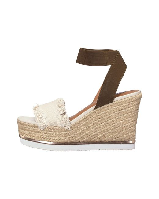 890ec7d1b5d Lyst - Steve Madden Venus in Natural - Save 14%