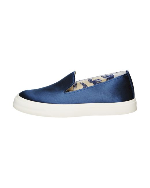 La Perla | Blue Mens Sneakers | Lyst