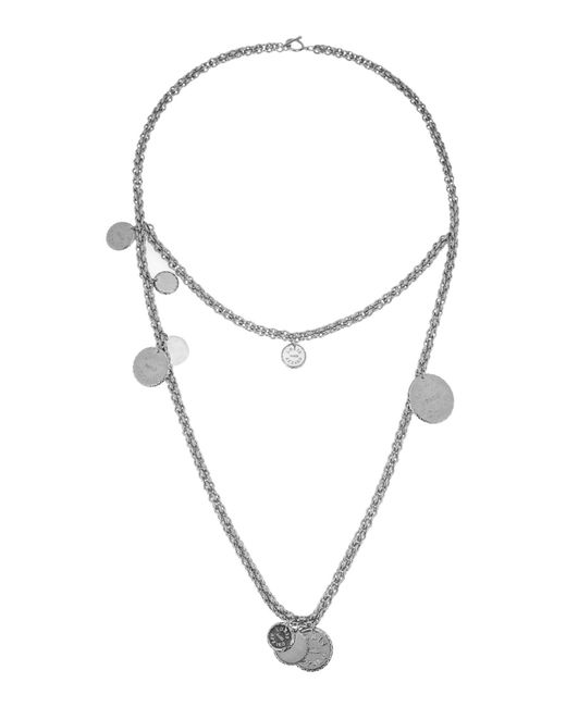 Azzaro | Metallic Necklace | Lyst