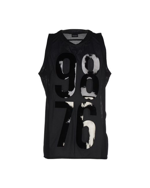 Marcelo Burlon | Black Tank Top for Men | Lyst