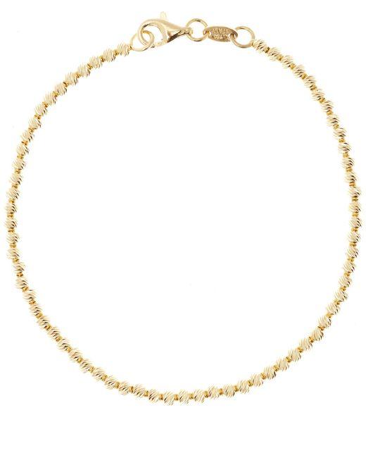 Carolina Bucci | Blue Lucky Peace 18k Gold Bracelet Beige | Lyst