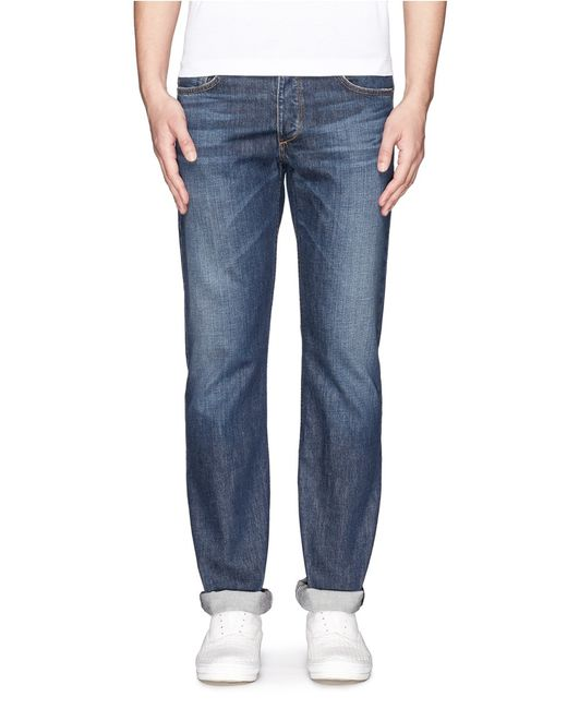 Rag & Bone | Blue Standard Issue for Men | Lyst