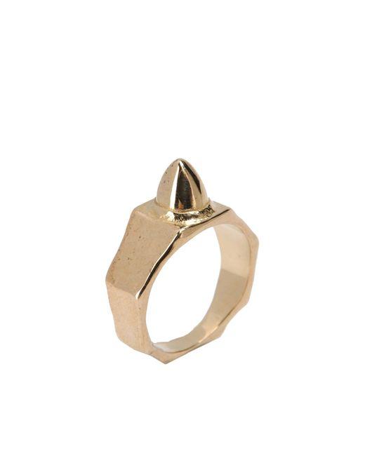 Julien David | Metallic Ring | Lyst