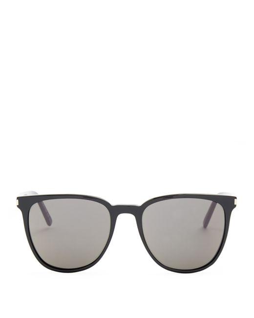315de4d4a6 Saint Laurent Women s Acetate Frame Sunglasses
