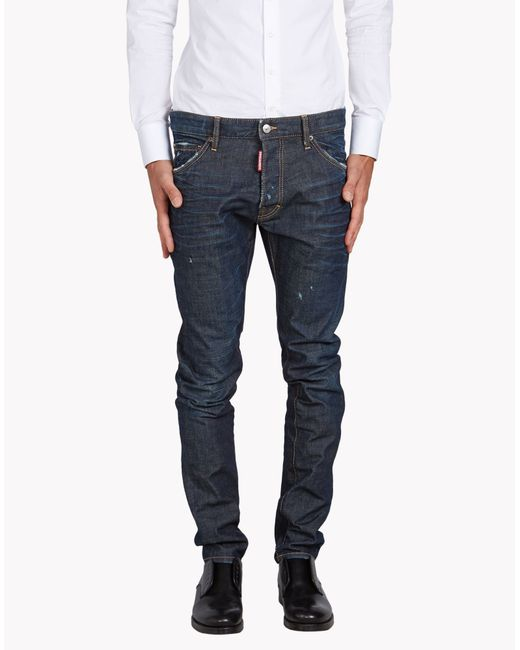 DSquared²   Blue Cool Guy Jeans for Men   Lyst