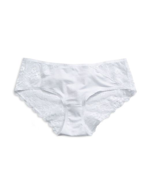 Felina | White Charming Hipster Panty | Lyst