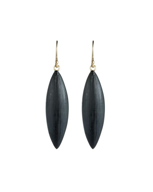 Alexis Bittar | Black Small Sliver Earring You Might Also Like | Lyst