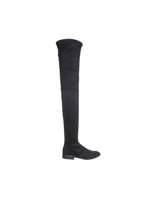 office 2 thigh high boots in black lyst