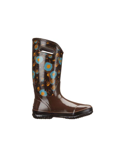 Bogs | Brown Watercolor Rain Boot | Lyst