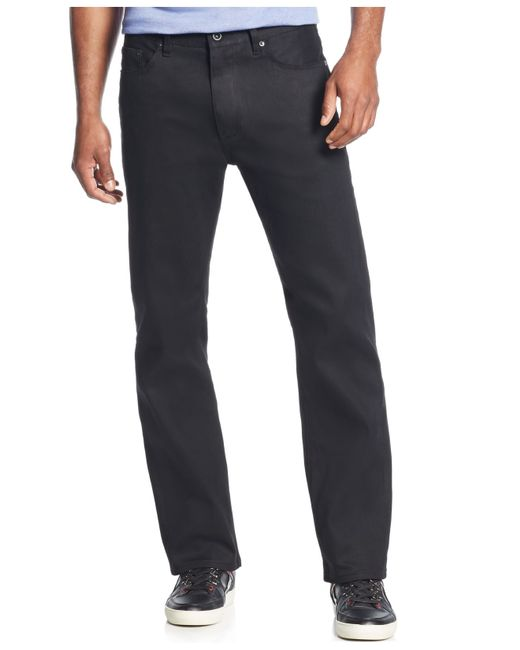 Sean John | Black Men's Hamilton Relaxed Fit Jeans for Men | Lyst