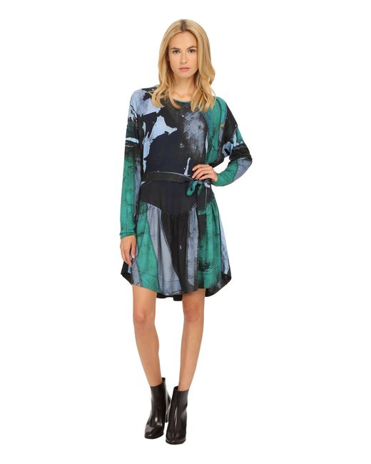 Vivienne Westwood | Green Manifestation Dress | Lyst