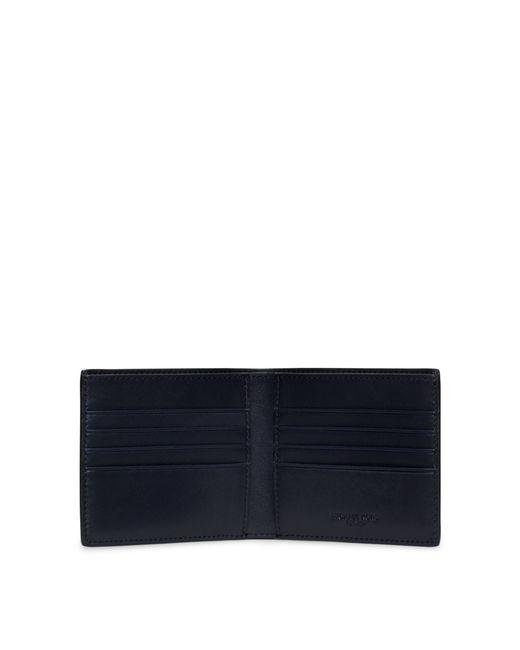 Michael Kors | Blue Jet Set Billfold Wallet for Men | Lyst