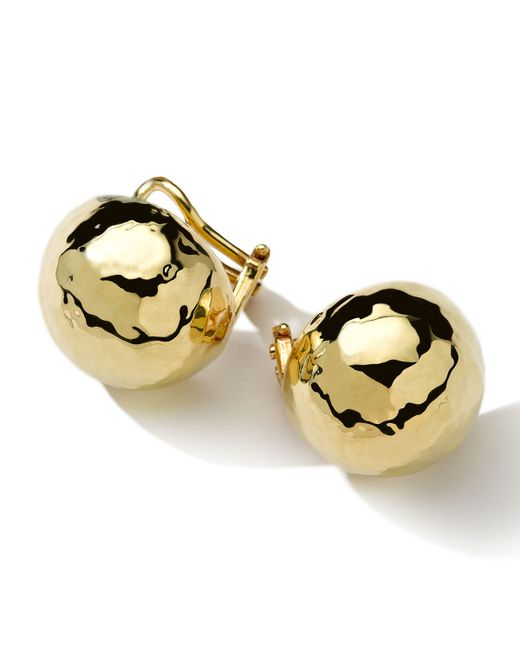 Ippolita   Metallic Glamazon Pinball Clip-on Earrings   Lyst