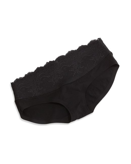 Spanx | Black Undie-tectable® Lace Briefs | Lyst