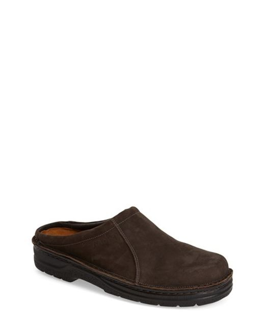 Naot | Brown 'bjorn' Clog for Men | Lyst