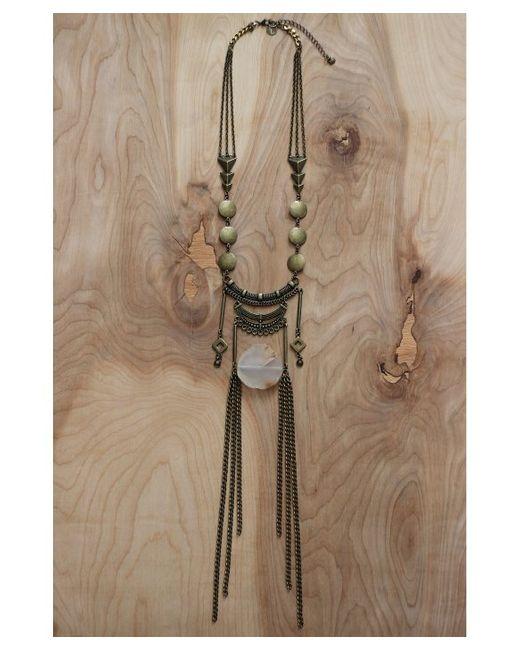 Love Leather | Multicolor Eternal Affair Necklace | Lyst