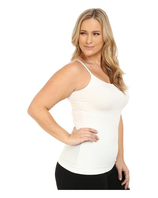 Spanx | Natural Plus Size In And Out Camisole | Lyst