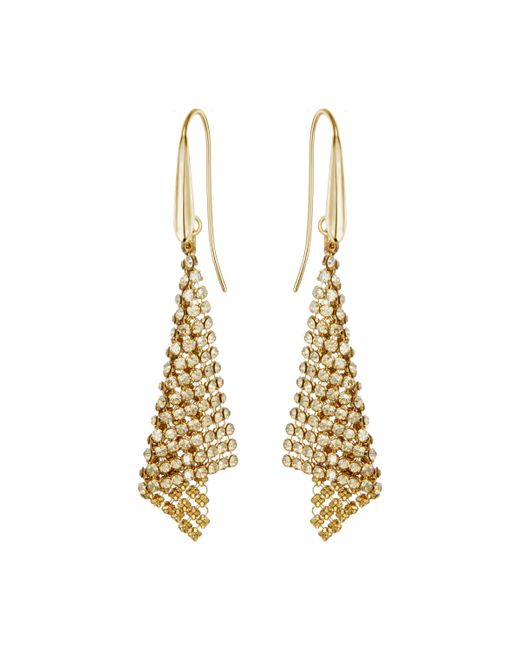 Swarovski | Metallic Fit Pierced Earrings | Lyst