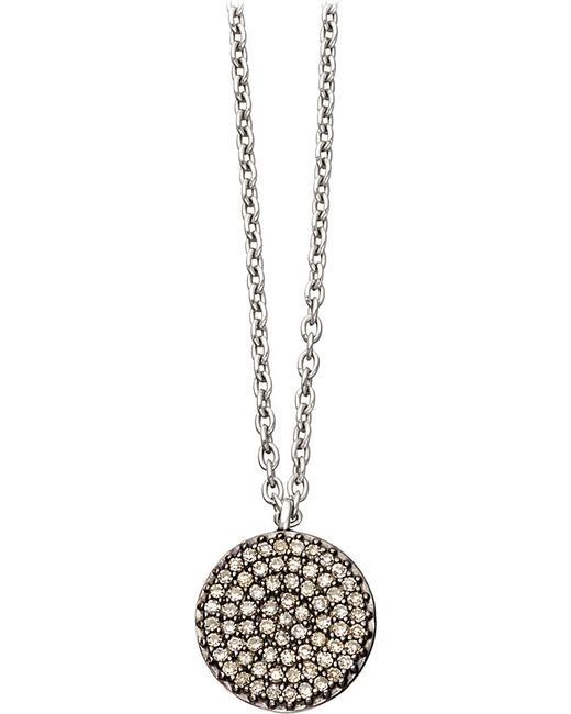 Astley Clarke | Small Icon 14ct White Gold Pendant Necklace | Lyst