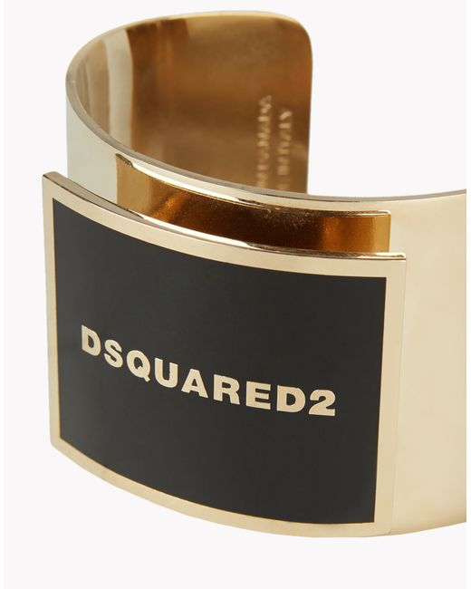 DSquared² | Metallic Armlet | Lyst