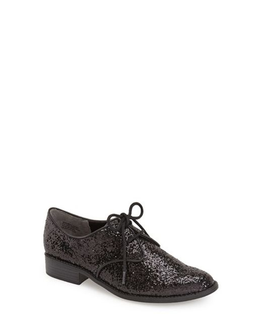 Seychelles | Black Welcome Back Oxford Shoes | Lyst