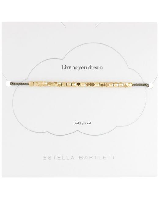 Estella Bartlett | Gray Coco Bracelet | Lyst