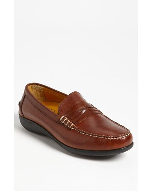 Neil M | Brown 'truman' Loafer for Men | Lyst