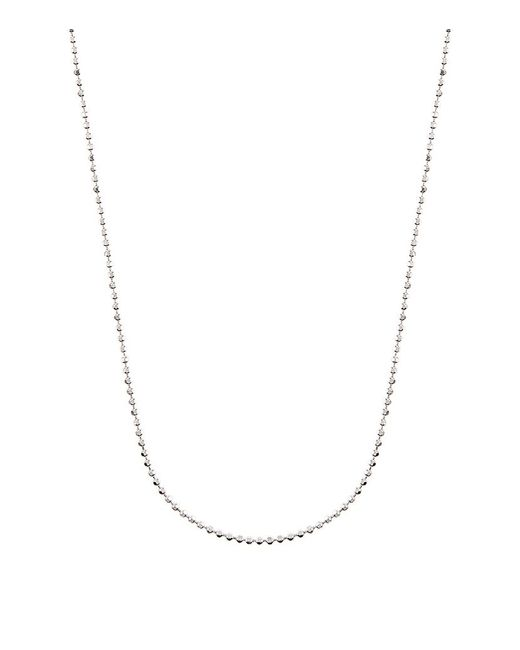 Links of London | Metallic Silver Ball Chain (1.5mm) | Lyst