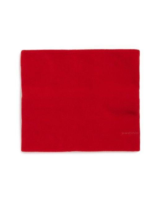 Patagonia   Red 'micro D' Fleece Neck Gaiter for Men   Lyst
