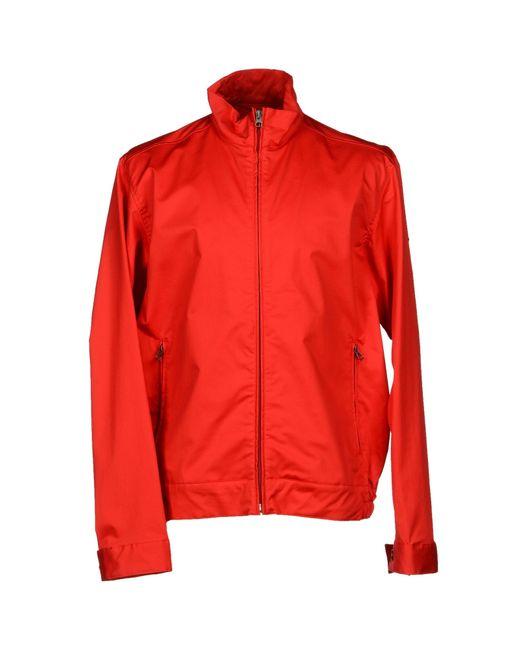 colmar jacket in red for men save 57 lyst. Black Bedroom Furniture Sets. Home Design Ideas