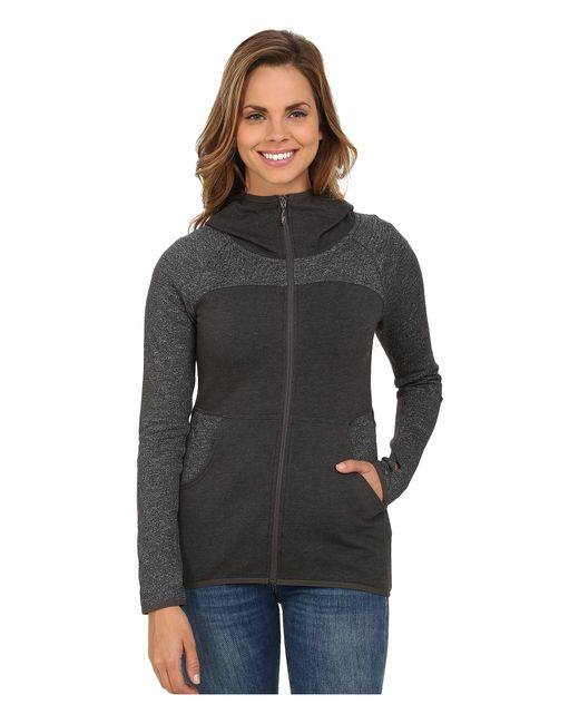 The North Face   Gray Harmony Park Pullover   Lyst