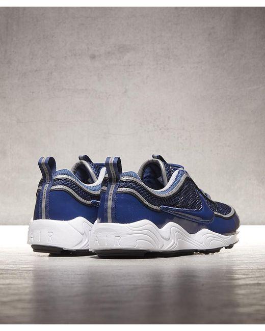 ae5c69e637f5 ... Lyst Nike - Blue Air Zoom Spiridon  16 Trainer for Men ...