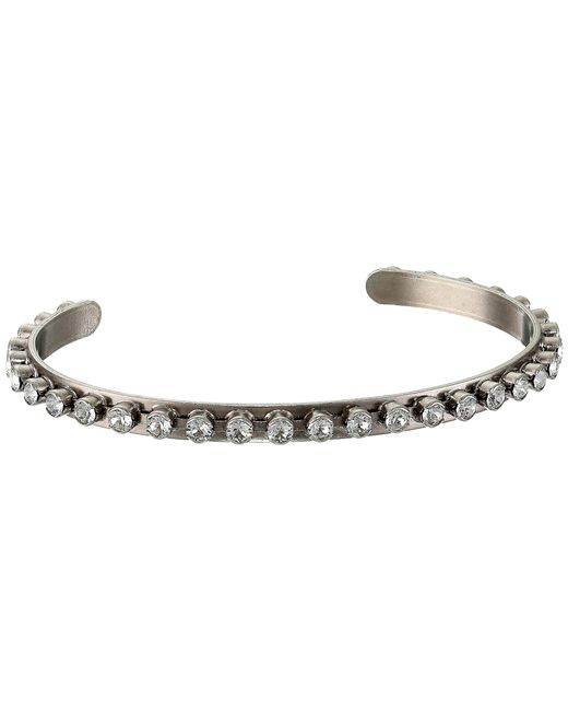 DANNIJO | Metallic Madeline Bracelet | Lyst
