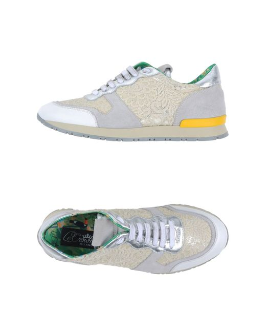 Lecrown | White Low-tops & Trainers | Lyst
