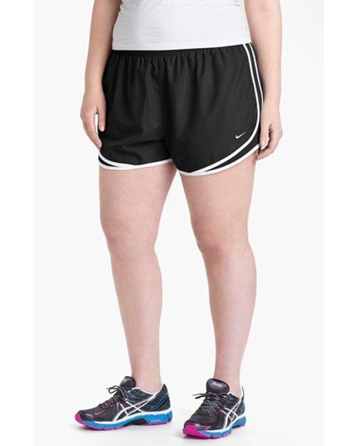 Nike | Black 'tempo' Track Shorts | Lyst