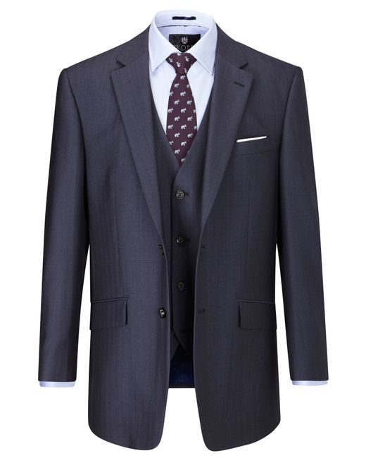 Skopes   Blue Hansen Suit Jacket for Men   Lyst
