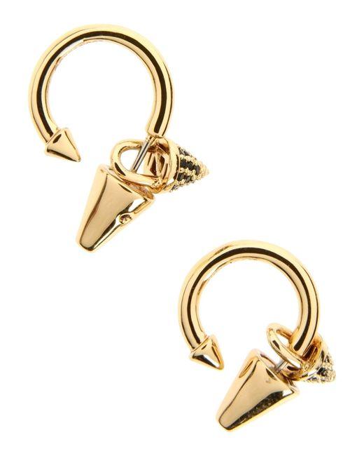 Eddie Borgo | Metallic Earrings | Lyst