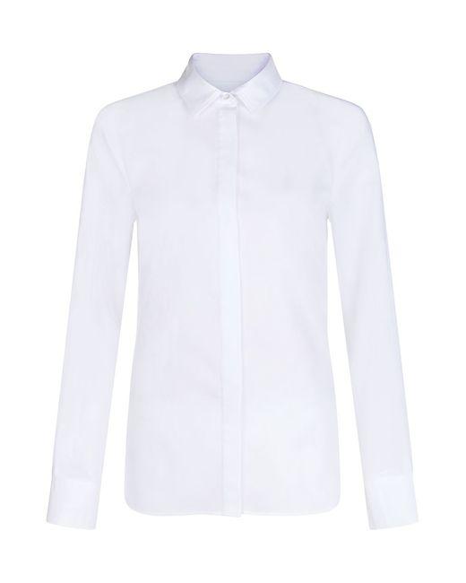 Hobbs   White Maddie Shirt   Lyst