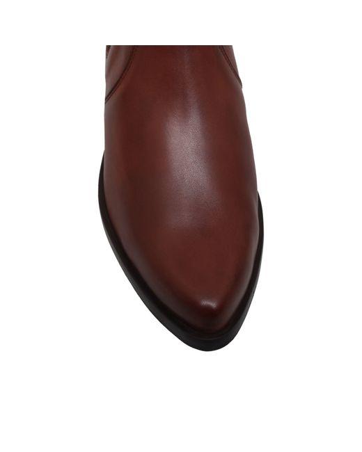 Carvela Kurt Geiger | Brown Splash Pull On Ankle Boots | Lyst