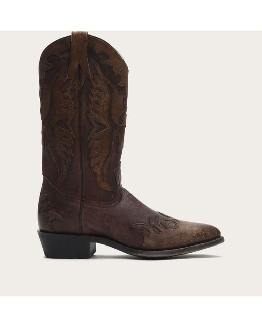 Frye | Brown Billy Firebird for Men | Lyst