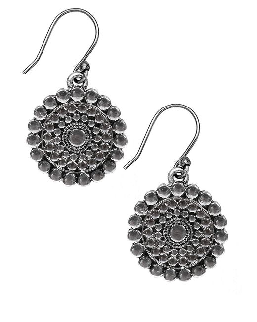 Lucky Brand | Metallic Drop Earrings | Lyst