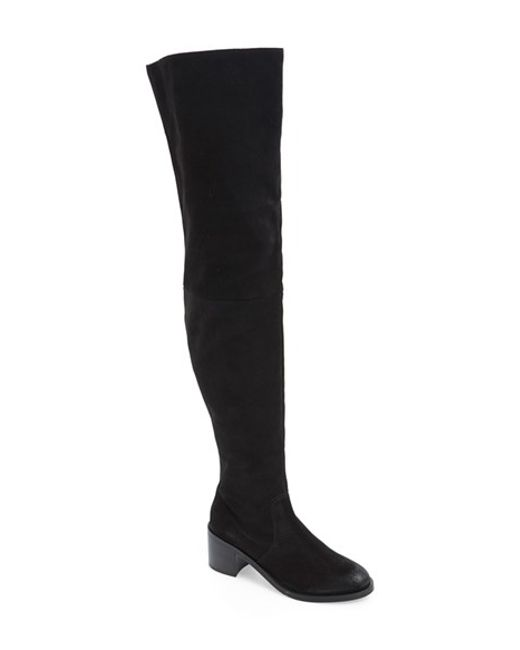 Seychelles | Black 'sardonyx' Over The Knee Boot | Lyst