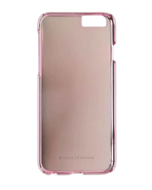Chiara Ferragni | Pink Flirting Iphone 6 / 6s Case | Lyst