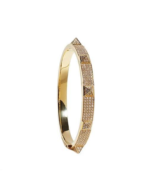 Anita Ko | Metallic Spike Diamond Bracelet | Lyst