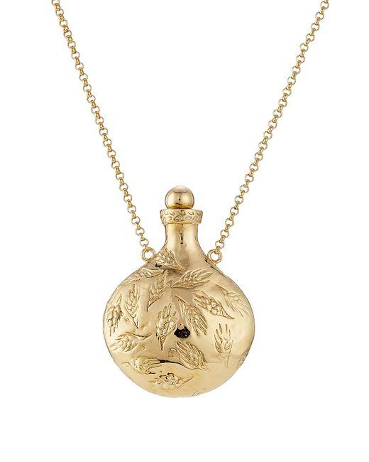 Aurelie Bidermann | Metallic 18kt Gold Plated Necklace | Lyst