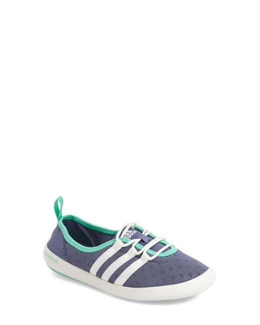 Adidas Originals | Purple 'sleek - Climacool' Sneaker | Lyst